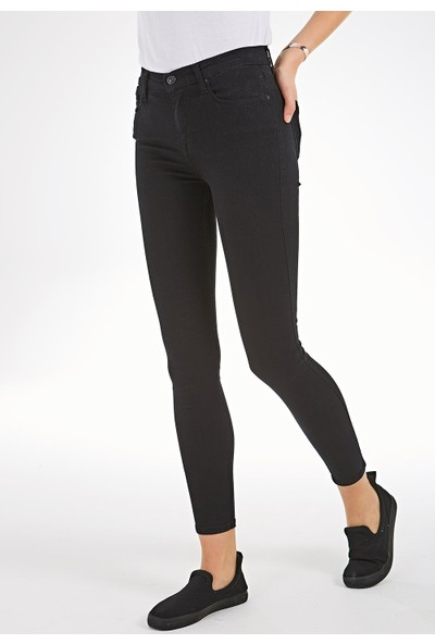LTB Tanya X Black Wash Pantolon
