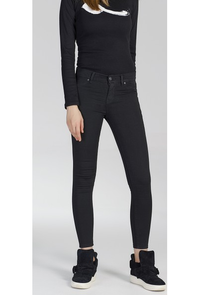 LTB Lonia Black Wash Pantolon