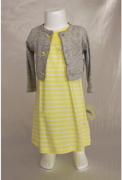 Wonder Kids WK15S2722 Kız Elbise
