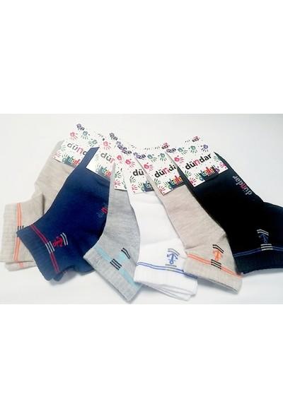 Dündar Erkek Çocuk 5 Yaş Patik Çorap 6 Lı Set