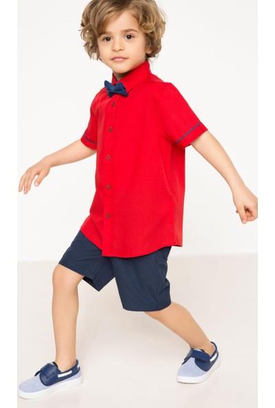 DeFacto Erkek Çocuk 5 Cep Bermuda