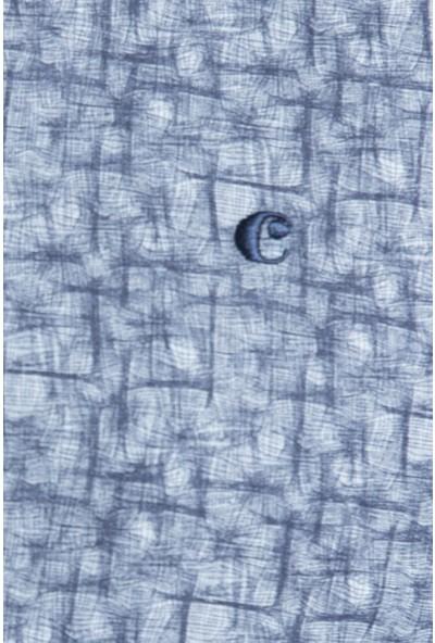 Cacharel Romain Gömlek Mavi