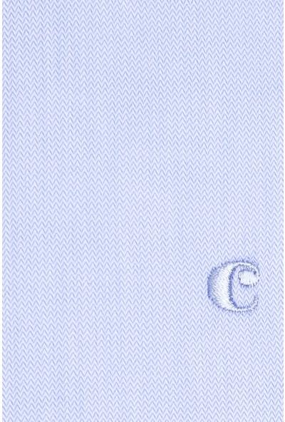 Cacharel Saumur Gömlek Mavi