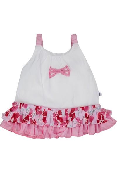Kanz Kız Çocuk 151-2128 Elbise