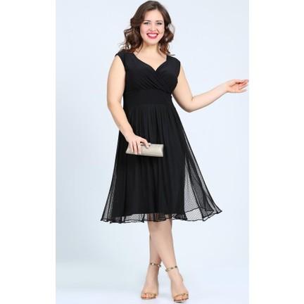 aa02a95250021 Angelino Butik Kl7878 Siyah Abiye Elbise Fiyatı