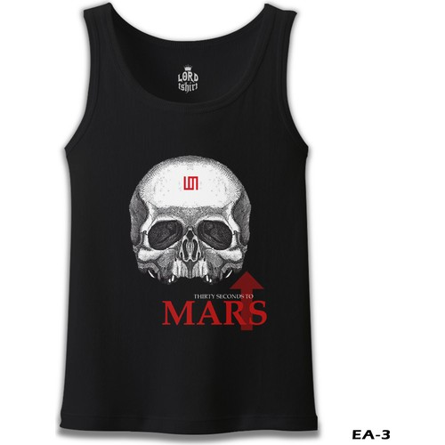 Lord T-Shirt 30 Seconds To Mars T-Shirt