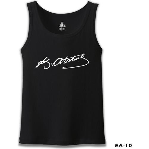 Lord T-Shirt Atatürk İmza T-Shirt