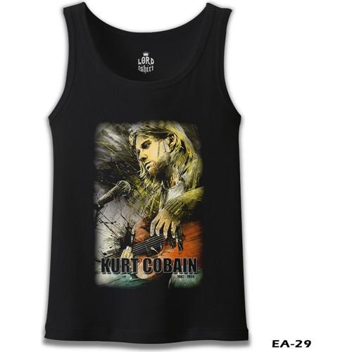 Lord T-Shirt Kurt Cobain T-Shirt