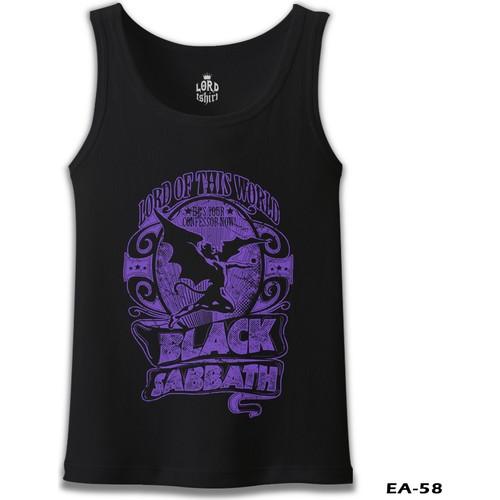 Lord T-Shirt Black Sabbath - Lord T-Shirt Of This World T-Shirt