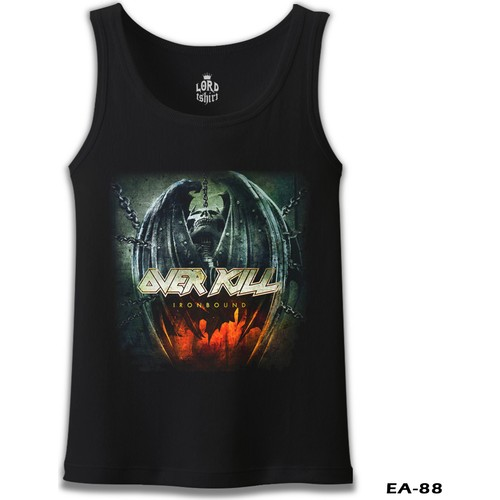 Lord T-Shirt Overkill - Iron Bound T-Shirt