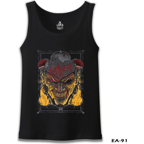 Lord T-Shirt Slayer - Fire T-Shirt