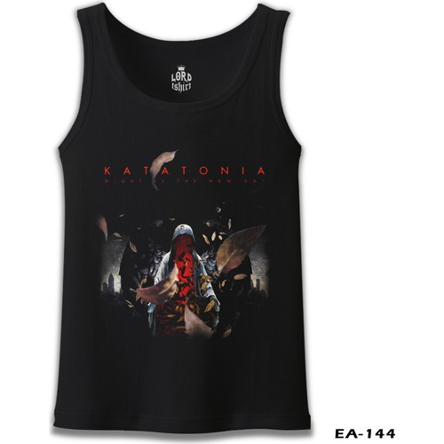 Lord T-Shirt Katatonia - The Night İs The New Day T-Shirt