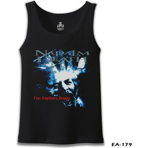 Lord T-Shirt Napalm Death - Fear Emptiness Despair T-Shirt