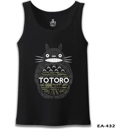 Lord T-Shirt Totoro T-Shirt