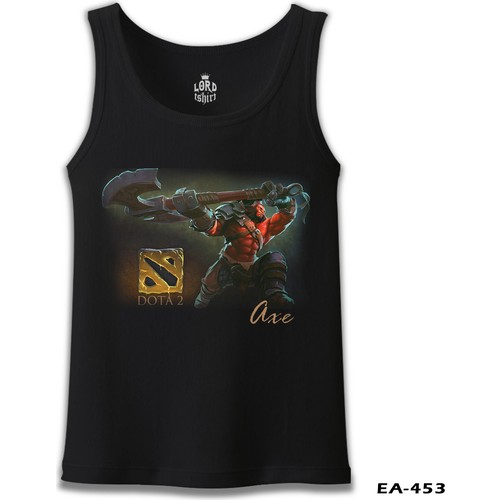 Lord T-Shirt Dota 2 - Axe T-Shirt
