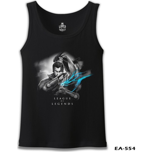 Lord T-Shirt League Of Legends - Yasuo 3 T-Shirt