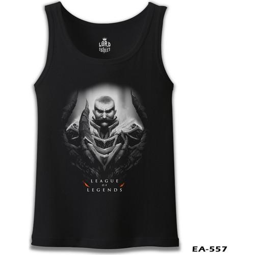 Lord T-Shirt League Of Legends - Braum T-Shirt