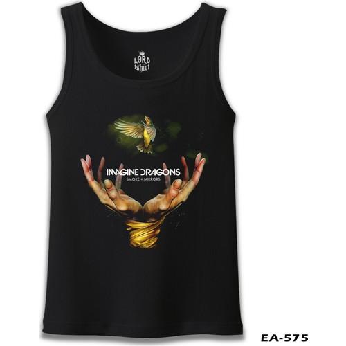 Lord T-Shirt Imagine Dragons - Smoke Mirrors T-Shirt