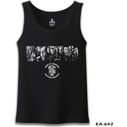 Lord T-Shirt Sons Of Anarchy - Redwood Original T-Shirt