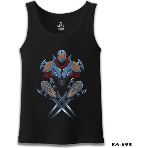 Lord T-Shirt League Of Legends - Zed Blade T-Shirt