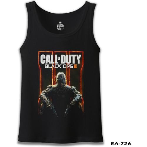 Lord T-Shirt Call Of Duty - Black Ops 3 T-Shirt