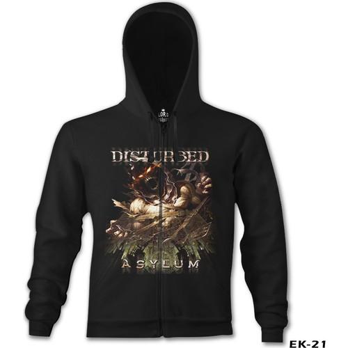 Lord T-Shirt Disturbed - Asylum