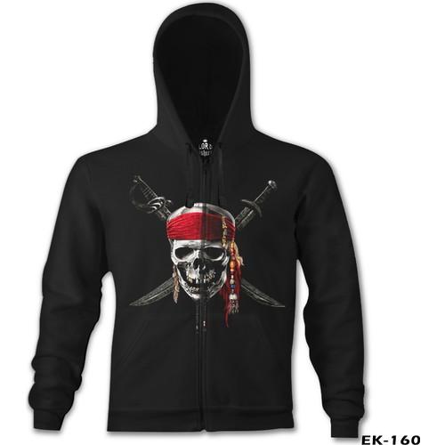 Lord T-Shirt Pirates Of Caribbean Skull