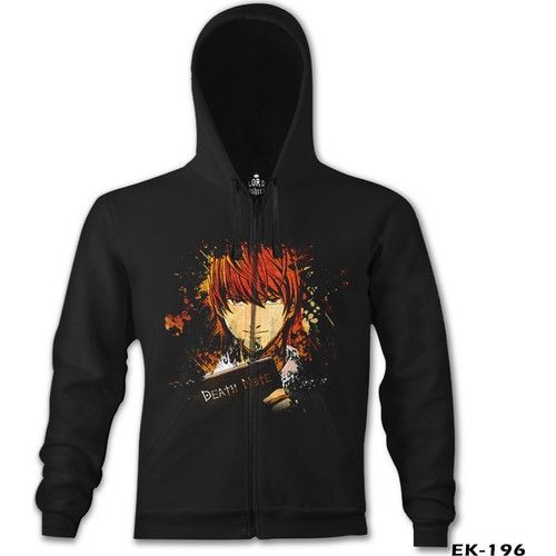 Lord T-Shirt Death Note - The Book