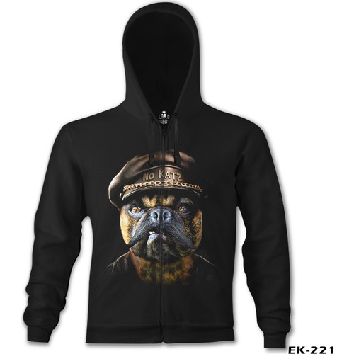 Lord T-Shirt Dog The Police