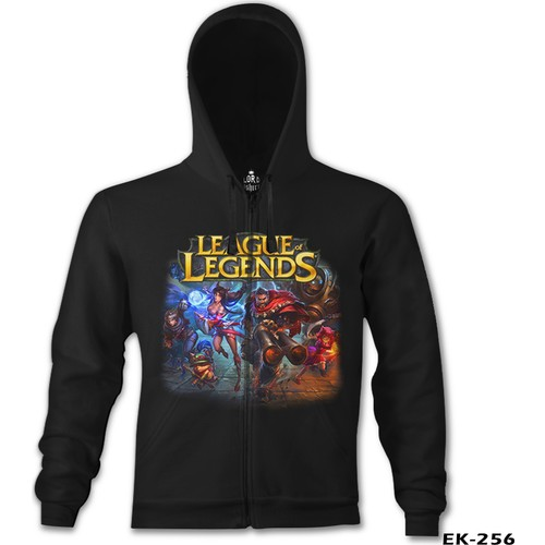 Lord T-Shirt League Of Legends - Graves
