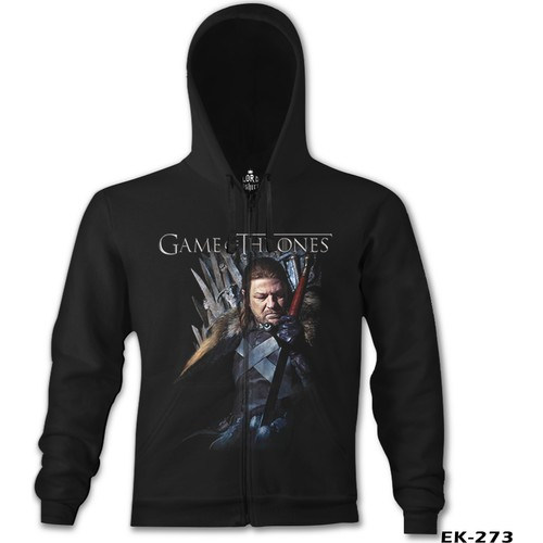 Lord T-Shirt Game Of Thrones - Ned Stark