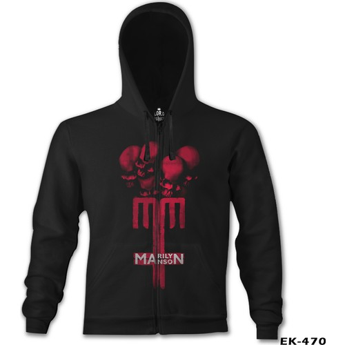 Lord T-Shirt Marilyn Manson - Mm
