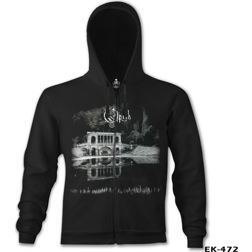 Lord T-Shirt Opeth - Morningrise