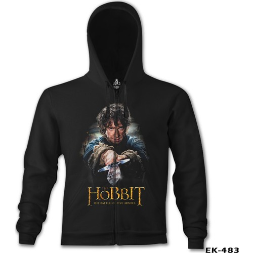 Lord T-Shirt Hobbit - The Battle Of Five Armies