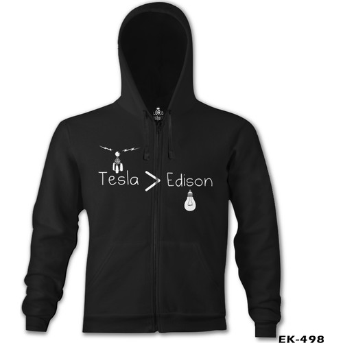 Lord T-Shirt Tesla > Edison