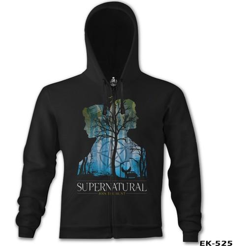 Lord T-Shirt Supernatural - Impala