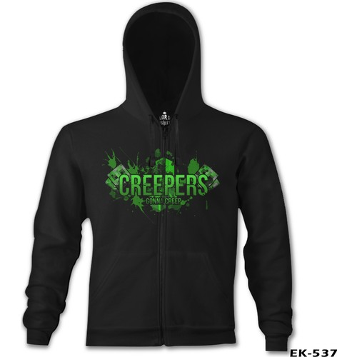 Lord T-Shirt Minecraft - Creepers