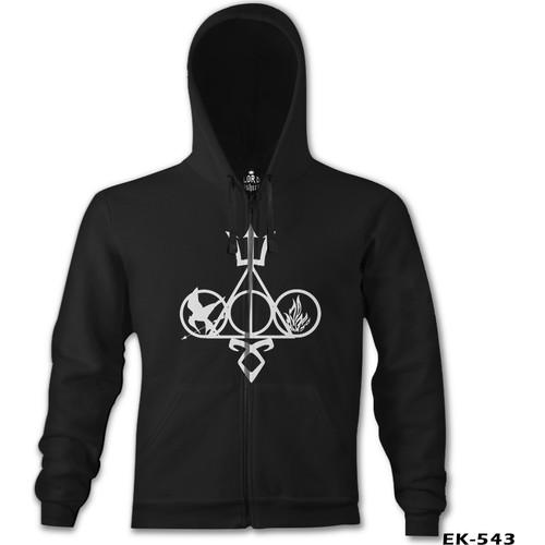 Lord T-Shirt Multifandom Symbols