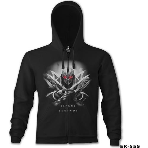 Lord T-Shirt League Of Legends - Gölgelerin Efendisi Zed