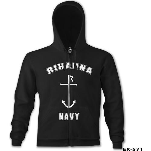 Lord T-Shirt Rihanna Navy
