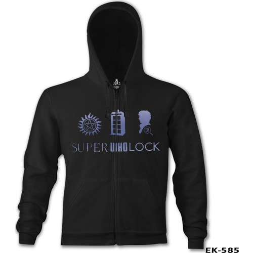 Lord T-Shirt Super Who Lock