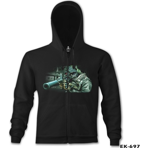 Lord T-Shirt Call Of Duty - Ghosts 2