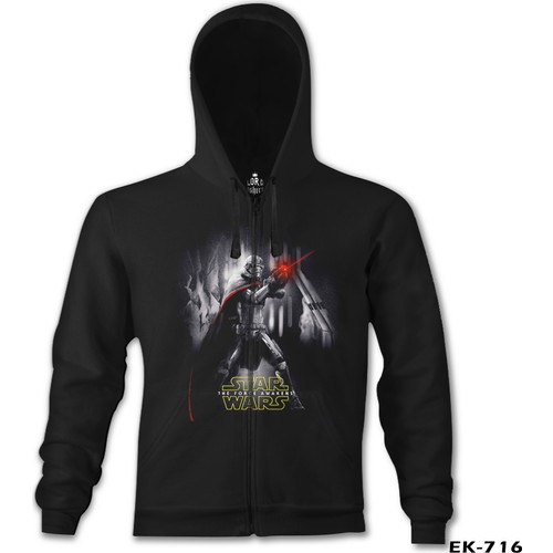 Lord T-Shirt Star Wars - The Force Awakens 3