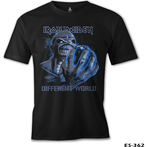 Lord Iron Maiden - Different World