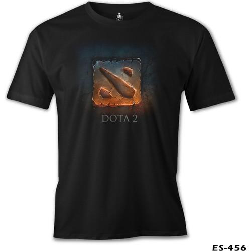 Lord T-Shirt Dota 2 - Logo1 Erkek T-Shirt