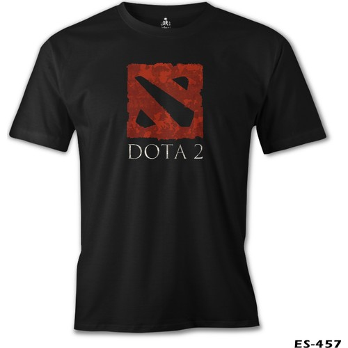 Lord T-Shirt Dota 2 - Logo2 Erkek T-Shirt