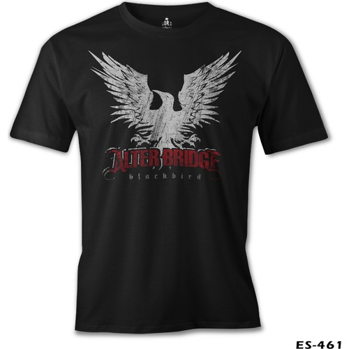 Lord T-Shirt Alter Bridge - Blackbird Erkek T-Shirt