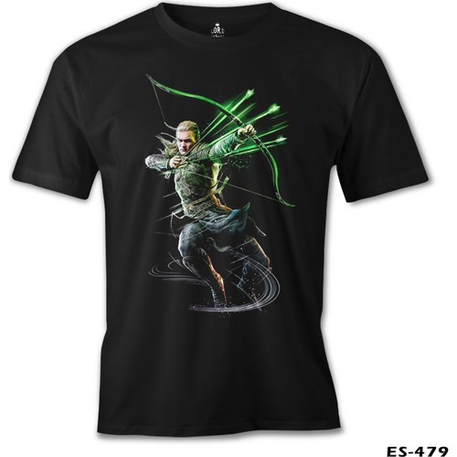 Lord T-Shirt Guardians Of Middle Earth - Legolas Erkek T-Shirt