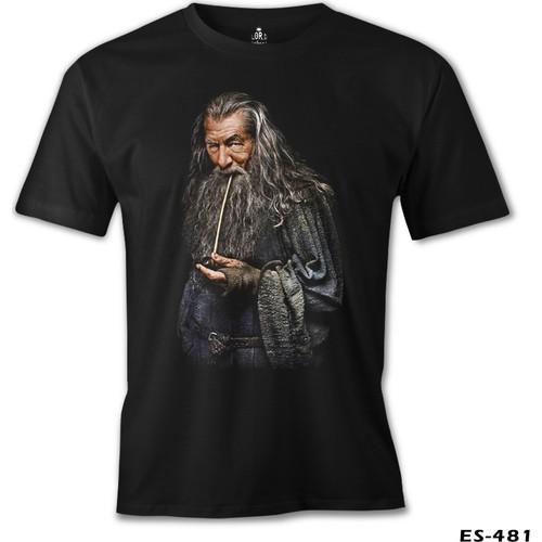 Lord T-Shirt Lord Of The Rings - Gandalf Erkek T-Shirt