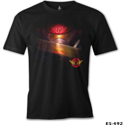 Lord T-Shirt League Of Legends - Zed Skt T1 Erkek T-Shirt